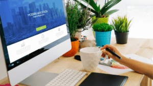 Set up your website: Hosting, Domain, and a Website Building Platform