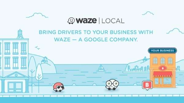 Promote your business on Waze Local Ads