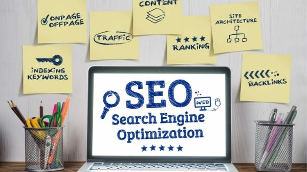 Digital Marketing Tasks To Do During COVID-19 improve your website SEO